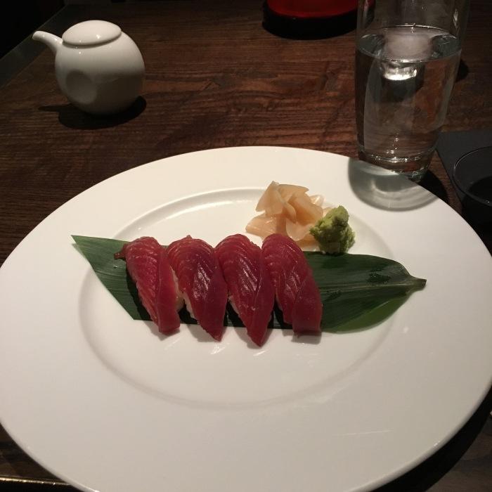 Asian taste – NOBU Milan